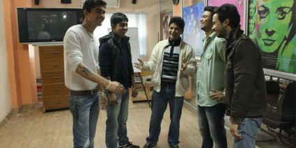 Acting Workshop in CRAFT by Dr. Rawat,NSD Graduates