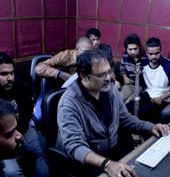 Bishwadeep Chatterjee | Guest faculty